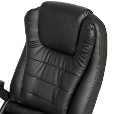 Cozzia Massage Chair 16027 by Executive Ergonomic Heated Vibrating Computer Office Massage Chair