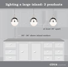 how to hang pendant lights an island e interiors