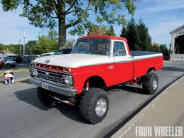 Chrome, Red, White, Wheel, 1964 F100 4x4 - ThingLink | Johns ... 1964 Ford F100 For Sale Classiccarscom Cc1042774 Fordtruck 12 64ft1276d Desert Valley Auto Parts Looking A Vintage Bring This One Home Restored Interior Of A Ford Step Side F 100 Ideas Truck Hot Rod Network Pickup Ozdereinfo Demo Shop Manual 100350 Series Supertionals All Fords Show Old Trucks In Pa Better Antique 350 Dump 1962 Short Bed Unibody Youtube Original Ford City Size Diesel Delivery Truck Brochure 8