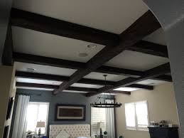 100 Beams In Ceiling 4 X 6 Faux Beam