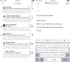 Airmail for iPhone Review Power User Email – MacStories