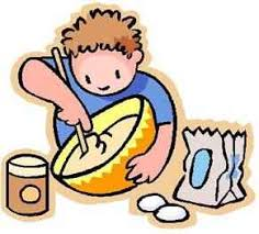 While Supervision Is Always A Must Even The Young Ones Can Help Out In Kitchen Children Grow To