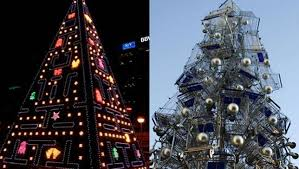 Tumbleweed Christmas Trees by 5 Bizarre Christmas Tree Displays Mnn Mother Nature Network