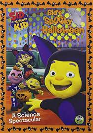 Spookley The Square Pumpkin Book Amazon by Sid The Science Kid Sid U0027s Spooky Halloween Sid Science Kid Http