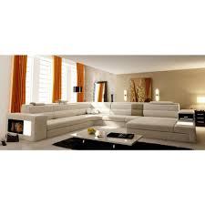 Coast Living Room Set Set Of 3 Light Gray By Modern Living