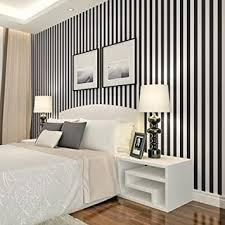 uccun 8 farbe mediterrane gestreifte tapete schwarz weiß