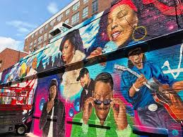 Big Ang Mural Unveiling by Ahead Of Tomorrow U0027s Unveiling A Sneak Peek Of The New Ben U0027s Chili