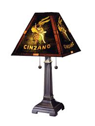 House Of Troy Antique Brass Piano Lamp by 10250 958 Dale Tiffany Antique Brass Cinzano Table Lamp