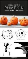 Free Walking Dead Pumpkin Carving Templates by 24 Best Pumpkin Stencil Images On Pinterest Halloween Pumpkins