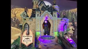 Lemax Halloween Village Ebay by Lemax