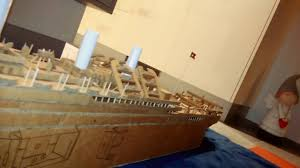 Roblox Rms Olympic Sinking by Model Britannic Youtube