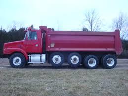 100 5 Yard Dump Truck USED 2000 VOLVO WG64 FOR SALE 2167