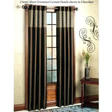 Jcpenney Draperies Curtains With Grommets At Medium Size Of Curtain Window Grommet Panels