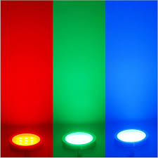 6 rgb color changing led cabinet puck lights kit rf remote