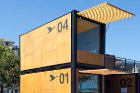 100 What Are Shipping Containers Made Of Sustainable Hotel Room Container Apartment Therapy