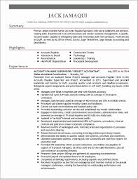 Resume Leadership Skills Examples Example For Accountant