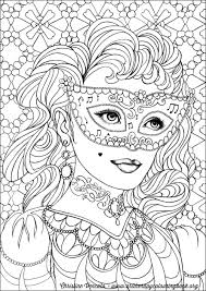 Free Coloring Page From Adult Worldwide Art By Christine