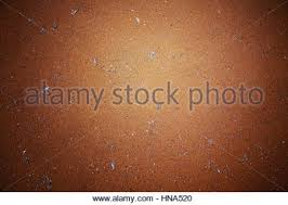 Red Rubber Floor Detail Of Ground Decorated With Textured Background In The