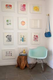 Driftwood Art Entry Scandinavian With White Frames Graphic Wall