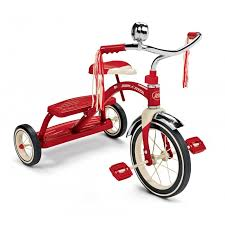 tricycle classic red dual deck tricycle radio flyer