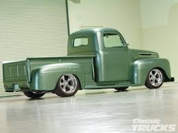 1949 Ford F-1 - Hot Rod Network 1949 Ford F1 Hot Rod Network Trucks At The Grand National Roadster Show Custom Classic 1951 Classics For Sale On Autotrader Truck Has 1200 Hp Fordtrucks With A Cummins Engine Swap Depot Joe Bailon Shampoo Pickup Patina Rat Rod Project Bagged Not Chevrolet F2 F48 Monterey 2015 Automobiles Trains And