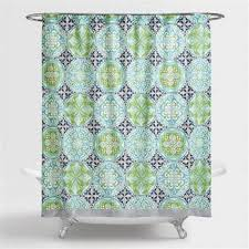 blue and green shower curtains 28 images blue and green shower