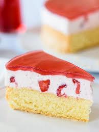 erdbeer schmand torte teigwunder