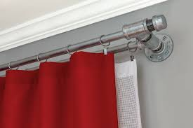 Curtain Rod Extender Diy by Double Curtain Rod Extender U2014 Home Ideas Collection Great