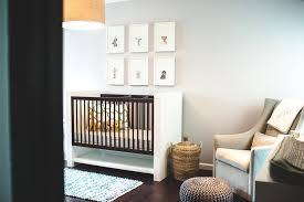 chambre enfant savane une déco savane dans la chambre de bébé