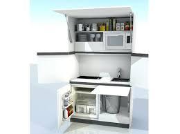 mini cuisine compacte tendance cuisine compacte pour studio vue salon fresh on mini