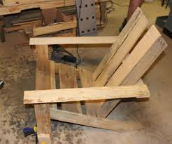 Pallet Adirondack Chair Plans by Comfy Pallet Adirondack Chair 7 Steps With Pictures