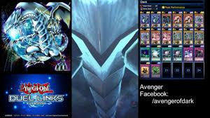 yu gi oh duel links blue eyes white dragon deck youtube