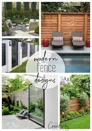 100 Backyard By Design Beautiful Modern Fence Ideas