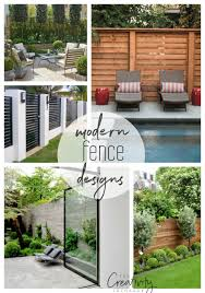 100 New Modern Home Design Beautiful Fence Ideas