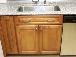modest kitchen sink base cabinet cabinets sizes unfinished
