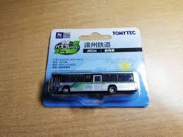 99 N Scale Trucks Tomytec Bus Collection Shizuoka JB024 GundamBuilder