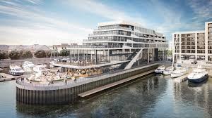 100 Architects Southampton Harbour Hotel Spa By HGP Ltd