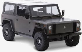 100 All Wheel Drive Trucks The Bollinger B1 Is An Allelectric Allwheel Drive Sport Utility