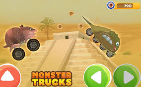 100 Juegos De Monster Truck Nios Juego De Carreras Beepzz For Android APK