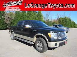 Pre-Owned 2010 Ford F-150 4WD SuperCrew 145 Lariat Pickup Truck In ...