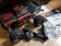 Traxxas Stampede 4x4 VXL Brushless Rc Truck | In Notting Hill ... Review Proline Promt Monster Truck Big Squid Rc Car And Traxxas Stampede Xl5 2wd Lee Martin Racing Lmrrccom Amazoncom 360641 110 Skully Rtr Tq 24 Ghz Vehicle Front Bastion Bumper By Tbone Pink Brushed W Model Readytorun With Id 4x4 Vxl Brushless Rc Truck In Notting Hill Wbattery Charger Ripit Trucks Fancing 4x4 24ghz 670541 Extreme Hobbies Black Tra360541blk Bodied We Just Gave Away Action