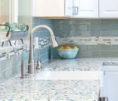 104 Glass Kitchen Counter Tops Recycled Sea Style Top Ideas For Bath Vanity By Vetrazzo Coastal Decor Ideas Interior Design Diy Shopping