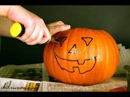 Preserving A Carved Pumpkin by How To Carve A Pumpkin Step By Step Instructions Youtube