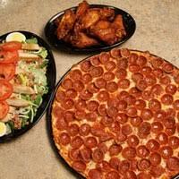 Menu Pizza Cottage Pizza Place