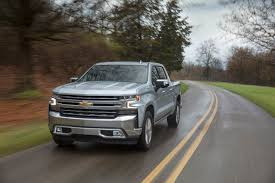 2019 Chevrolet Silverado First Review Kelley Blue Book Inside 2019 ...