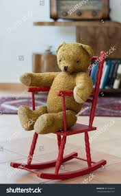 Teddy Bear Sit Rocking Chair Retro Stock Photo (Edit Now) 681268876 ... Kinbor Baby Kids Toy Plush Wooden Rocking Horse Elephant Theme Style Amazoncom Ride On Stuffed Animal Rocker Animals Cars W Seats Belts Sounds Childs Chair Makeover Farmhouse Prodigal Pieces 97 3 Miniature Teddy Bears Wood Rocking Chairs Strombecker Buy Animated Reindeer Sing Grandma Got Run Giraffe Chairs Cuddly Toys Child For Custom Gift Personalised Girls Gifts 1991 Gemmy Musical Santa Claus Christmas Decoration Shop Horsestyle Dinosaur Vintage155 Tall Spindled Doll Chair Etsy