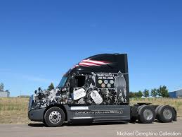 100 Patriot Truck Crete Carrier Corp Freightliner Cascadia Evolution Patrio Flickr