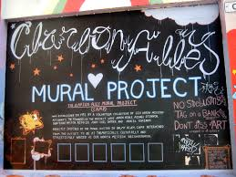camp for free the clarion alley mural project broke
