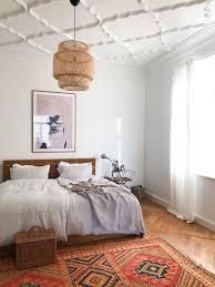 im schlafzimmer ist jetzt unser teppich aus dem wo
