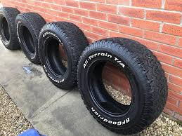 BF GOODRICH All Terrain Tyres. Set Of 4 265 / 70 R17 | In Johnstone ... Chevy Colorado Gmc Canyon View Single Post Wheel Tire Will 2857017 Tires Fit Dodgetalk Dodge Car Forums Bf Goodrich Allterrain Ta Ko2 Tirebuyer Switching To Ford Truck Enthusiasts Cooper Discover Ht P26570r17 113s Owl All Season Shop Lifted 2016 Toyota Tacoma Trd Sport On 26570r17 Tires Youtube Roadhandler Light Mickey Thompson Baja Stz Passenger General Grabber At2 The Wire Lvadosierracom A 265 70 17 Look Too Stretched X